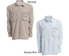 Shimano Vented Long Sleeve Shirt