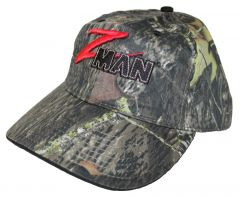 Z-Man Sniper Camo Cap