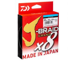 Daiwa J-Braid Grand Island Blue 300yds