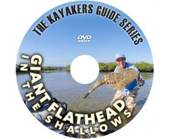 Dvd Giant Flathead in the Shallows