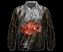 Samaki Tournament Mangrove Jack Shirt