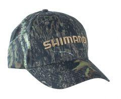 Shimano Forest Camo Cap