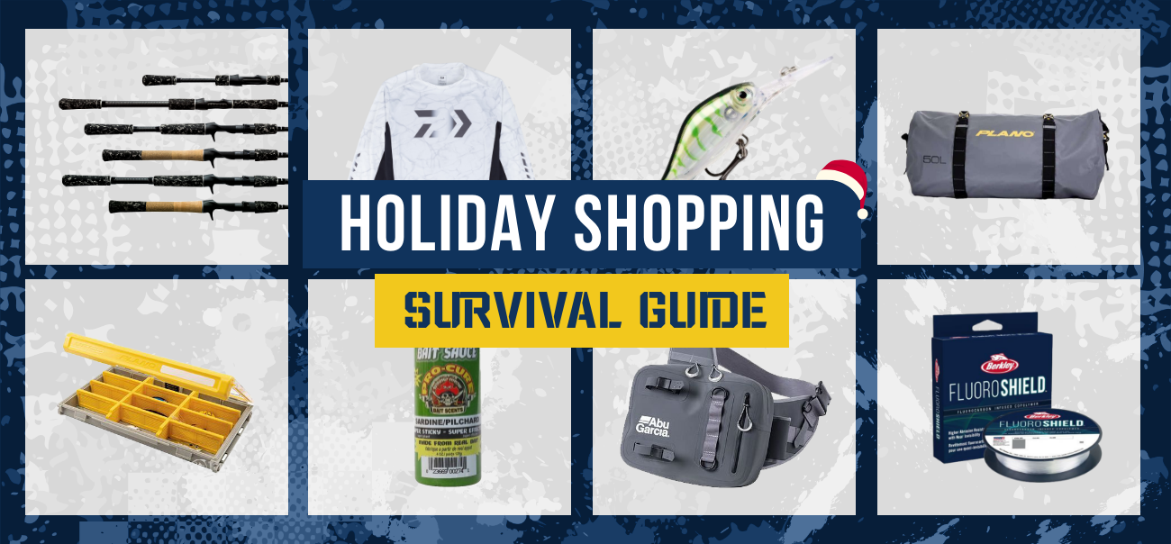 Holiday Shopping Survival Guide