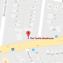 The Tackle Warehouse 436 Old Cleveland Road, Camp Hill, QLD 4152